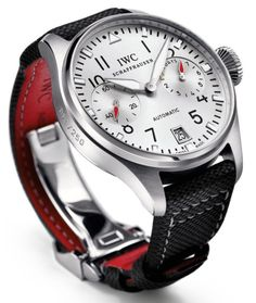 Zegarek IWC Schaffhausen Big Pilot Edycja DFB 2012