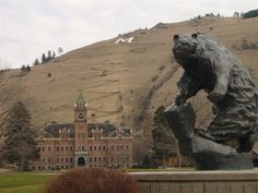 Spent a week on this campus when I was in Jr High... fell in love with Montana... the only thing that they are missing over there is the ocean... I long to go back and visit friends in Missoula and in Kallispell