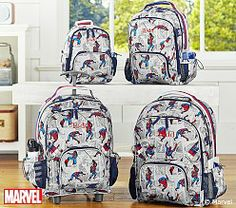 Boys and Girls Backpacks for School | Pottery Barn Kids | Harry ...