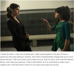 New Girl- love this quote. Very true