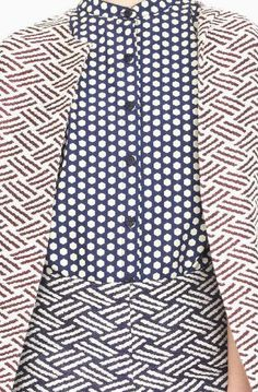 patternprints journal: PATTERNS AND PRINTS FROM PRE-SUMMER 2015 WOMAN FASHION COLLECTIONS / Apiece Apart