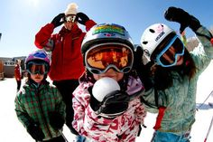 """Who's ready for winter? Here's the """"10 Best Places to Be Snowed In"""" and lots of ideas for winter activities with your family."""