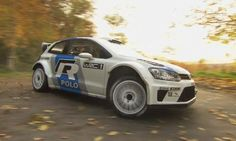 Volkswagen is unleashing its Polo WRC on the World Rally Championship field in 2013.