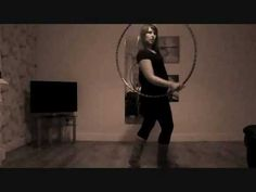 10 Minute Hula Hoop Workout - Drop A Dress Size OR 2! Plus other tutorials