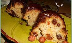 Oříškovo rozinková DIA bábovka Sweet Recipes, Diabetes, Ale, French Toast, Fitness, Breakfast, Food, Diet, Lemon