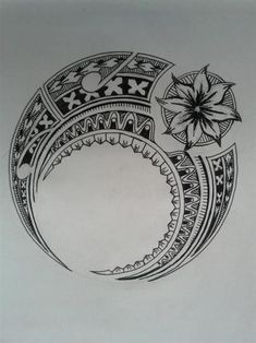 hawaiian tribal drawing - Google Search                                                                                                                                                                                 More #hawaiiantattoostribal