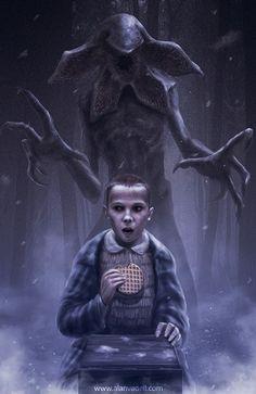 """Eleven"" by NinjArt1st @ deviantart"