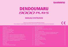 Istruzioni Dendou Maru 9000 Plays