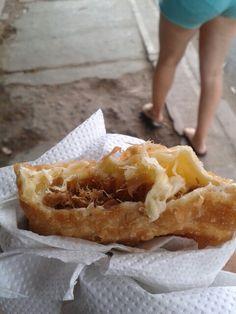 Empanada Queso-Charqui :P