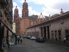 Catedral de Zacatecas, Mexico  lindo y querido