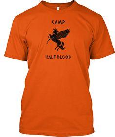 Camp Half Blood | Teespring