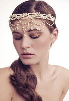 pearl headress. And I love this one too! lol :)