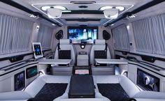 Mercedes Viano Business Luxury van