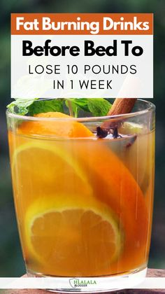 Weight Loss Drinks, Weight Loss Smoothies, Best Weight Loss, Healthy Weight Loss, Detox Drink Before Bed, Drinks Before Bed, Low Carb Diets, Fat Burning Detox Drinks, Drinks To Burn Fat