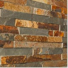 BuildDirect®: Roterra Natural Ledge Stone - Slate Collection