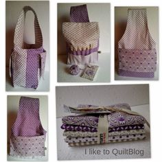 Crochet on the Go Bag