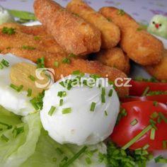 Fotografie receptu: Smažené bramborové doutníky Meat, Chicken, Food, Essen, Meals, Yemek, Eten, Cubs