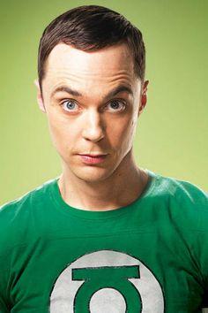 Sheldon Cooper (Jim Parsons) The Big Bang Theory