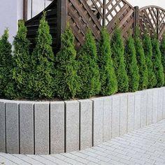 Granit Palisaden 20 Ideen F 252 R Sch 246 Ne Gartengestaltung