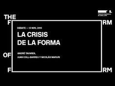 La Crisis de la Forma debate in Madrid - 4th edition of Lisbon Architecture Triennale - YouTube