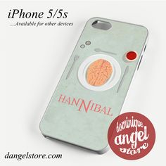 Movie Poster Hannibal Phone case for iPhone 4/4s/5/5c/5s/6/6s/6 plus