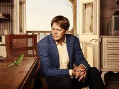 FILMING Death In Paradise is a tough job, says Kris Marshall.