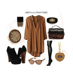 MDP hearts Polyvore- Antique Collection