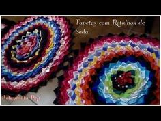 Change The Looks of Your Room With Old Fabrics and Filaments: Easy Methods to Make Rugs - Explore Trending