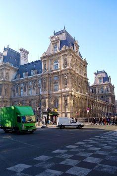 A Walk About Paris - The Londoner