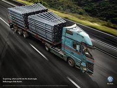 Volkswagen:  Dead Angle Truck, 3