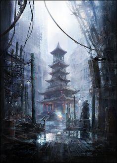 Slum temple - Tae young choi.