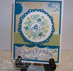 SUO Four Season Hostess Set by Sandy Murphy - Cards and Paper Crafts at Splitcoaststampers