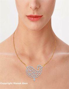 Courant Diamond Tanmaniya An courant diamond tanmaniya designed for women of todays era. Elegant yet traditional.... - See more at: http://diamonds4you.com/item/21312051.aspx#sthash.3cIE0VuV.dpuf