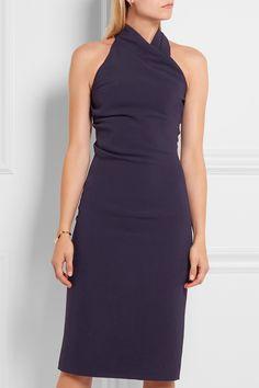 Cushnie et Ochs | The Louise stretch-cady dress | NET-A-PORTER.COM