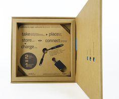 renu personal solar panel packaging on Behance