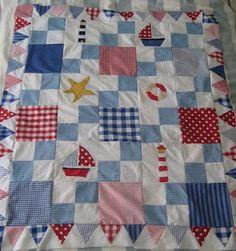 Tarquin's Seaside Quilt