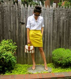 Simple Business Casual, good for summer