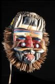 Sacred Mask - We / Guere - Cote Ivoire