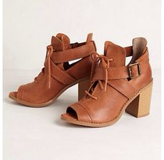 Field Day booties from Anthropologie -$138