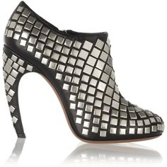 Alaïa Embellished leather boots