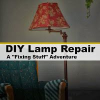 Az diy guy s projects diy lamp repair