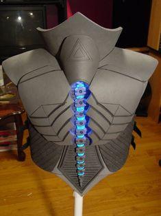 RIGOR Combat Armor Back by Evil-FX.deviantart.com on @deviantART