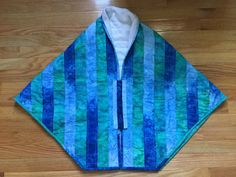 Quilted Shawl