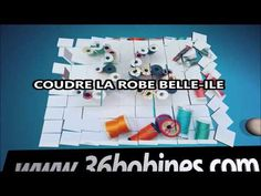 Comment coudre la robe belle île ? partie 2 - YouTube Family Guy, Character, How To Sew, Sewing Lessons, Lettering, Griffins