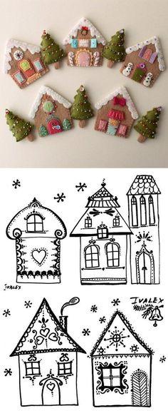 Casas del invierno / Taller
