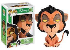 Buy Disneys The Lion King Scar Funko Pop! Vinyl from Pop In A Box UK, the home of Funko Pop Vinyl subscriptions and more. Funk Pop, Disney Pop, Disney Pixar, Pop Vinyl Figures, Toy Art, Scar Rey Leon, Funko Pop Dolls, Funko Toys, Pop Figurine