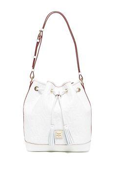 Dooney & Bourke Drawstring Bucket Bag on HauteLook