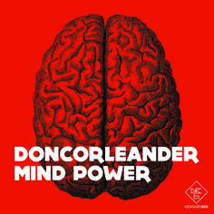 D.C.L. - Mind Power #artwork #albumart #coverart #techno #music #dj #dcl #doncorleander #designbygeo