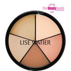 Lise Watier PORTFOLIO Professional Concealer Corrector.  Love this!  It covers skin for redness, if you want to highlight and even bronze.  Must have girls