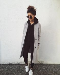 winter outfits for going out & winter outfits . winter outfits for work . winter outfits for school . winter outfits for going out . Winter Outfits For Teen Girls, Simple Winter Outfits, Winter Outfits Women, Winter Fashion Outfits, Look Fashion, Autumn Winter Fashion, Fall Outfits, Fall Fashion, Womens Fashion
